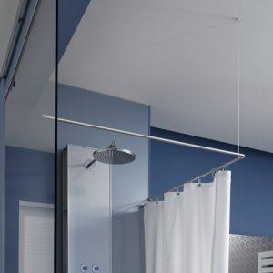 DS E - Ecklösung Dusch-vorhangstange-0