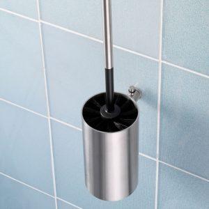 H WCB - WC Bürstenhalter mit Bürste-0