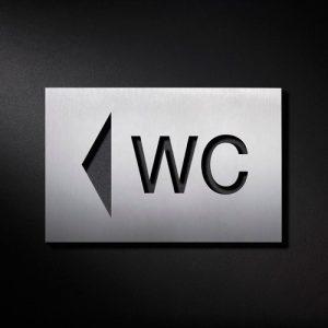 P WC PFL S - Piktogramm Schild WC Männer-0