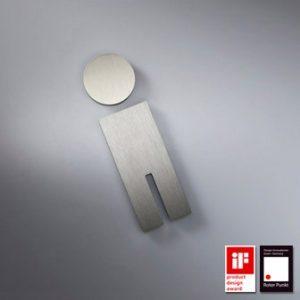 P WC M - Piktogramm WC Männer-0